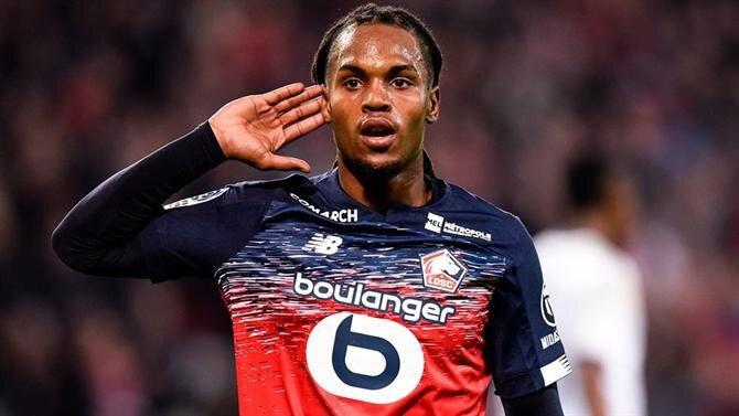 How Sanches regained his confidence back at Lille