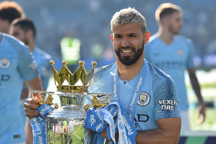 Manchester City is in the market in search of replacement for Sergio Aguero.