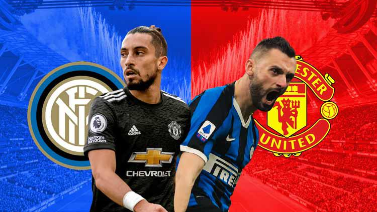 Manchester United and Inter Milan may think of a two-way swap deal