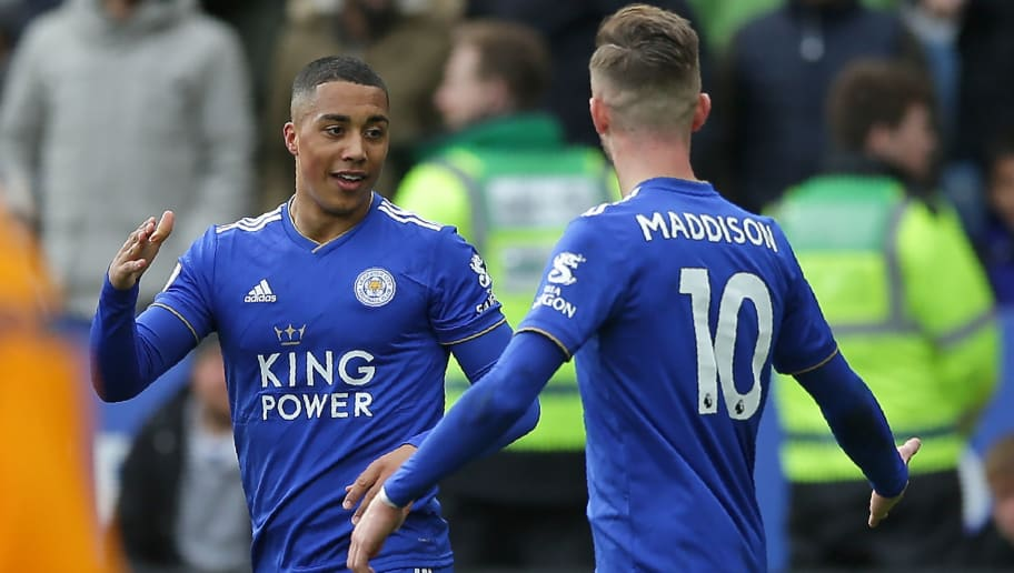 Tielemans and Maddison