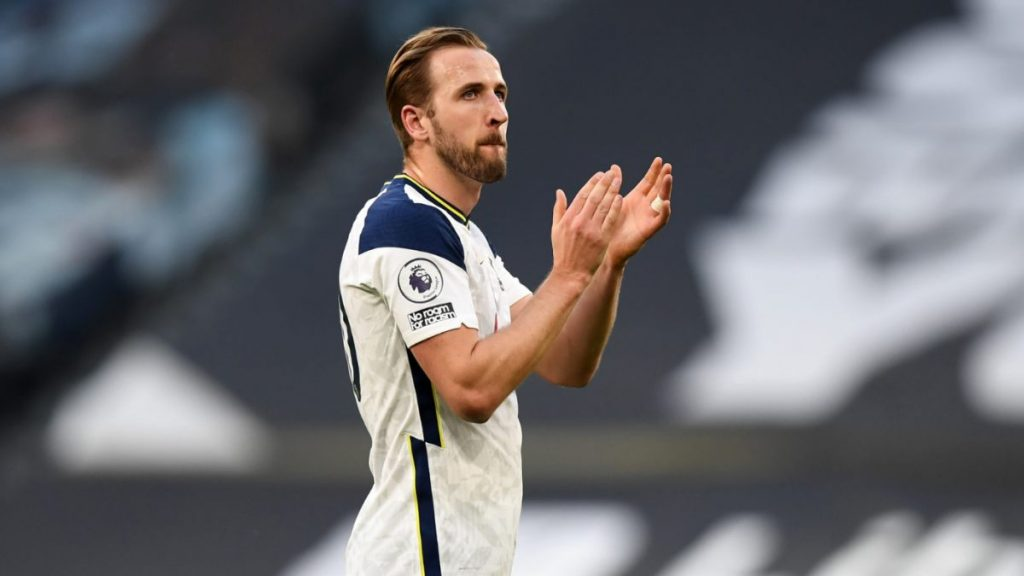 Tottenham are not happy to sell Harry Kane this summer.