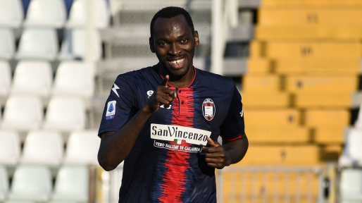 Spurs are still considering Crotone's Simy in their wish list for Summer transfer window.