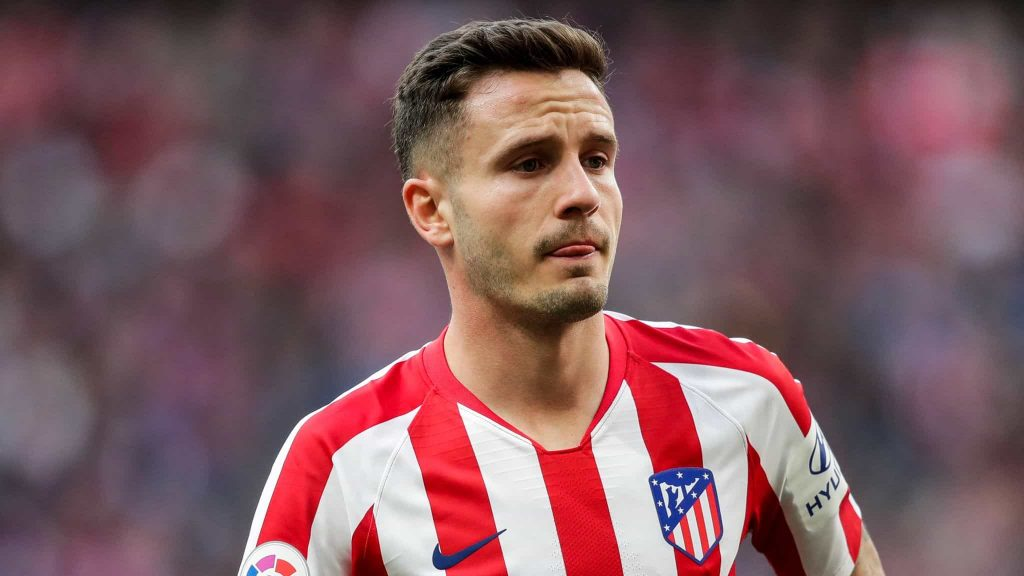 Saul Niguez might to leave Atletico Madrid for a move to the PL.