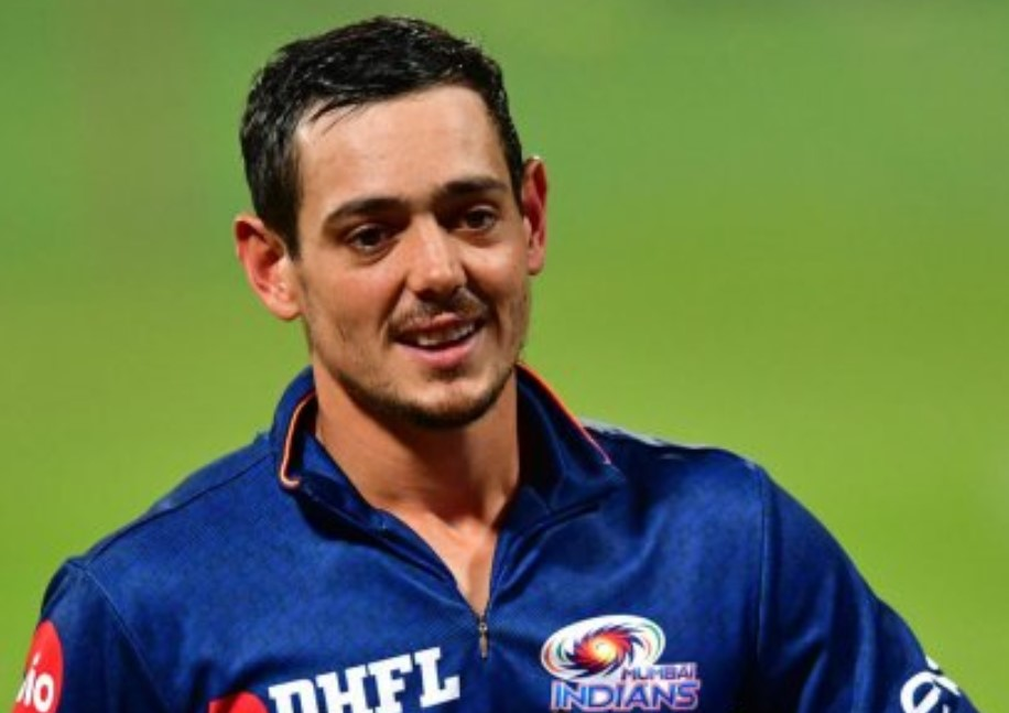 IPL 2021: Mitchell McClenaghan posts a hilarious question featuring Quinton de Kock on Twitter - The twelfth Man Times