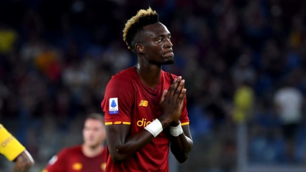 Tammy Abraham contract creates a problem for AS Roma